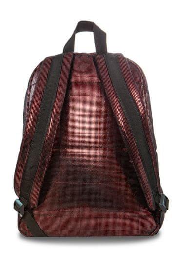 CoolPack Volnočasový batoh Ruby Vintage burgundy glam