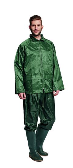 Cerva Dvoudílný voděodolný oblek s kapucí Carina