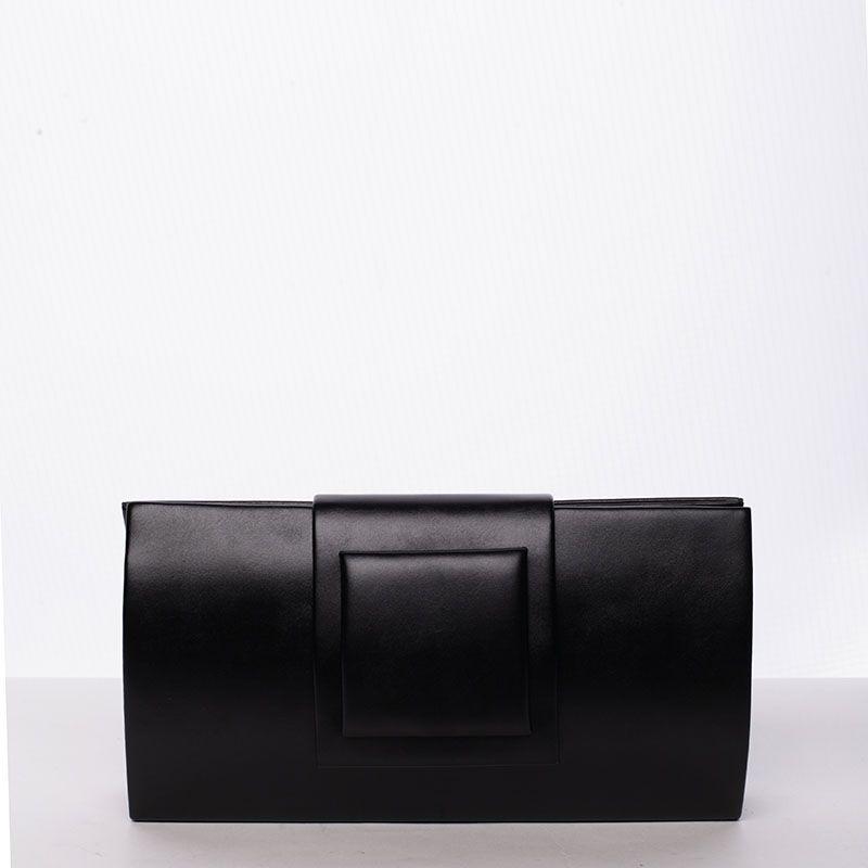 Maggio Luxusní kabelka a psaníčko Alex, matná černá