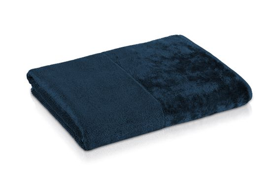 Möve Bambusova brisača 50x100 cm temno turkizna