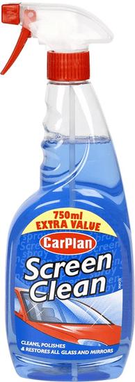 CarPlan čistilo za vetrobransko steklo, 750 ml