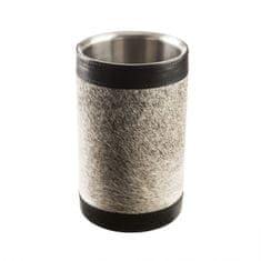 Balmuir Kožená nádoba na chladenie vína CHAMONIX, black