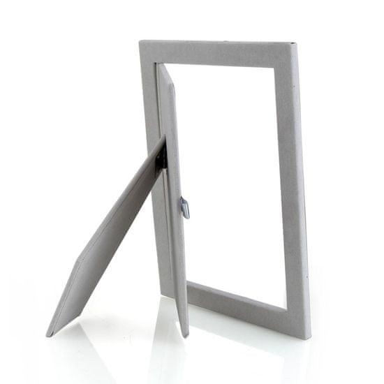 Adisson Ross Jasnoróżowa ramka na zdjęcia 13 x 18 cm