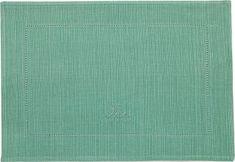 Lene Bjerre Bombažna pogrinjka MERCY, zelena, 48 x 34 cm
