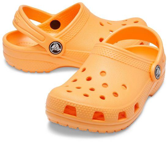 Crocs Classic Clog K Cantaloupe 204536-801 natikači