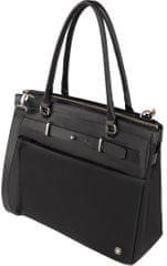 """Wenger ZOE - 16"""" dámská kabelka na notebook 605496, černá"""