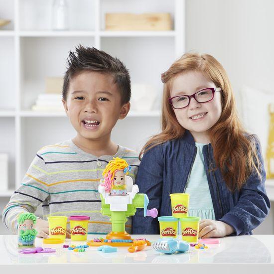 Play-Doh Kadeřnictví