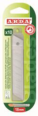 Arda rezila za tapetni nož, 18 mm, BL 1 /1 (627LAM)