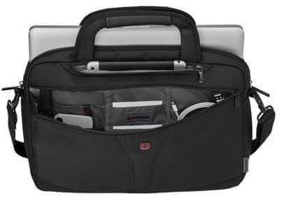 """Wenger torba na laptopa i tablet BC UP - 14"""", cienka, 606462, czarna"""