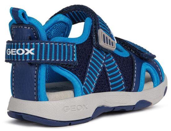 Geox sandały chłopięce MULTY B020FB_01415_C4231