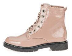 Tom Tailor dámská kotníčková obuv 7992801 39 růžová - zánovní