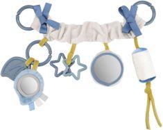 Canpol babies Felfüggeszthető játék Pastel frieds a babakocsira/autósülésre, szürke