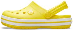 Crocs Crocband Clog K otroški natikači Lemon 204537-7C1-C12, 29-30, rumeni