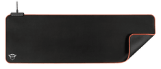 Trust GXT 764 Glide-Flex XXL podloga za miško in tipkovnico, RGB