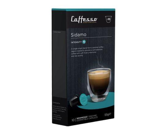 Caffesso Sidamo 10 ks
