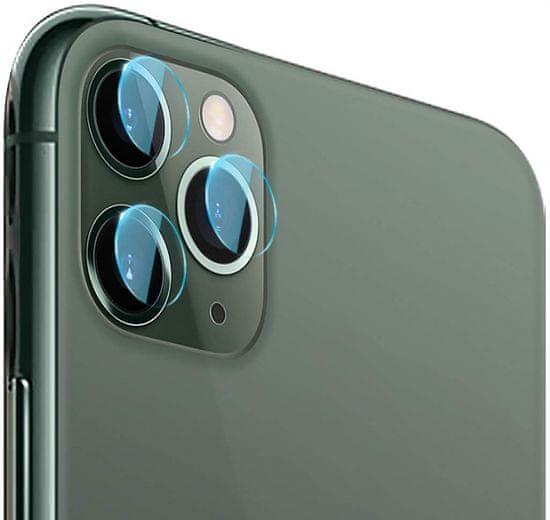 Premium zaščitno steklo za Apple iPhone 11 Pro Max, za zadnjo kamero, kaljeno