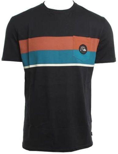 Quiksilver chlapecké tričko Multiply stripe tee
