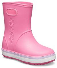 Crocs Crocband Rain Boot K Pink Lemonade/Lavender 205827-6QM-C8, 24-25, rózsaszín