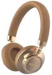 Defunc BT Headphone PLUS, zlatá - zánovní