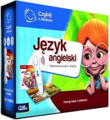 Albi Czytaj z Albikiem – Język angielski + pióro interaktywne