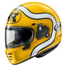 Arai CONCEPT-X HA Yellow retro helma vel.L