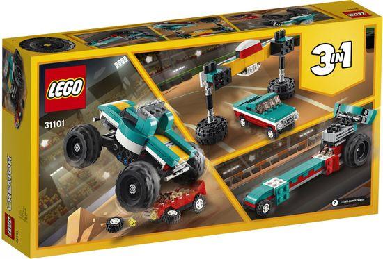 LEGO Creator 31101 Monster truck