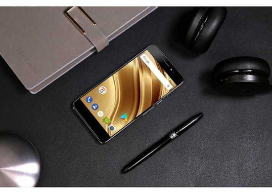 Ulefone S8 Pro černý 2/16GB, LTE, otisk, záruka 25měsíců a servis