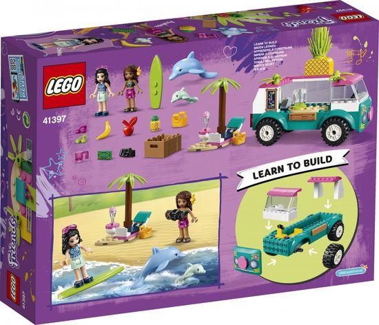 LEGO Friends 41397 Potujoča stojnica z džusom