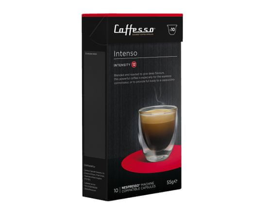 Caffesso Balíček kapslí Intenso, Colombian a Italiano