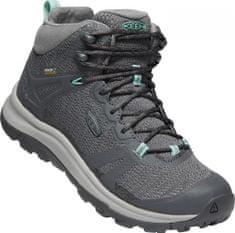 KEEN ženski treking čevlji Terradora II MID WP (10012289KEN.01), 37,5, sivi - Odprta embalaža