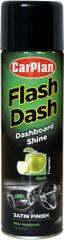 CarPlan Flash Dash sprej za armaturno ploščo, jabolko, 500 ml