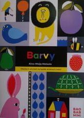 Aino-Maija Metsola: Barvy