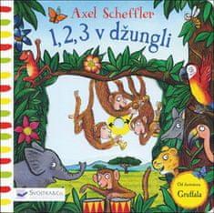 Alex Scheffler: 1,2,3 v džungli