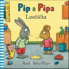 Alex Scheffler: Pip a Pipa Loužička