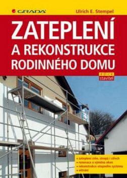 Ulrich E. Stempel: Zateplení a rekonstrukce rodinného domu