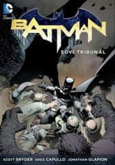 Scott Snyder: Batman Soví tribunál