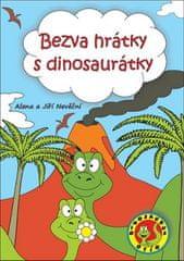 Alena a Jiří Nevěční: Bezva hrátky s dinosaurátky