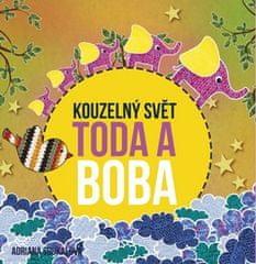 Adriana Soukalová: Kouzelný svět Toda a Boba
