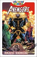 Brian Clavinger: Avengers Rukavice nekonečna