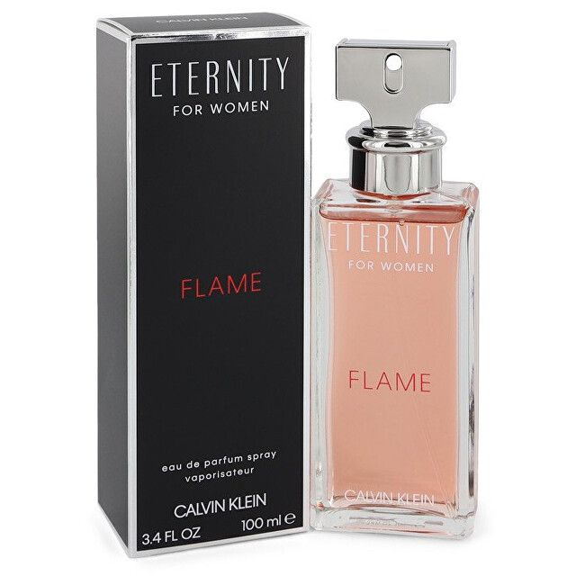 Calvin Klein Eternity Flame For Women - EDP 100 ml