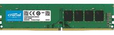 Crucial 32 GB DDR4-2666, UDIMM, PC4-21300, CL19 pomnilnik (RAM) (CT32G4DFD8266)