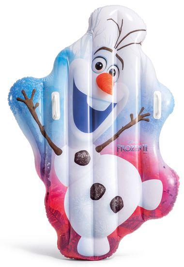 Intex 58153 Frozen 2 napihljiva blazina Olaf