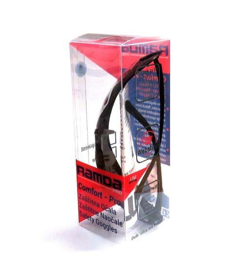 Ramda Pro zaščitna očala, črna, Anti UV (RA 895265)
