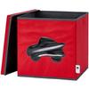 Love It Store It Úložný box na hračky s krytem a okénkem - auto