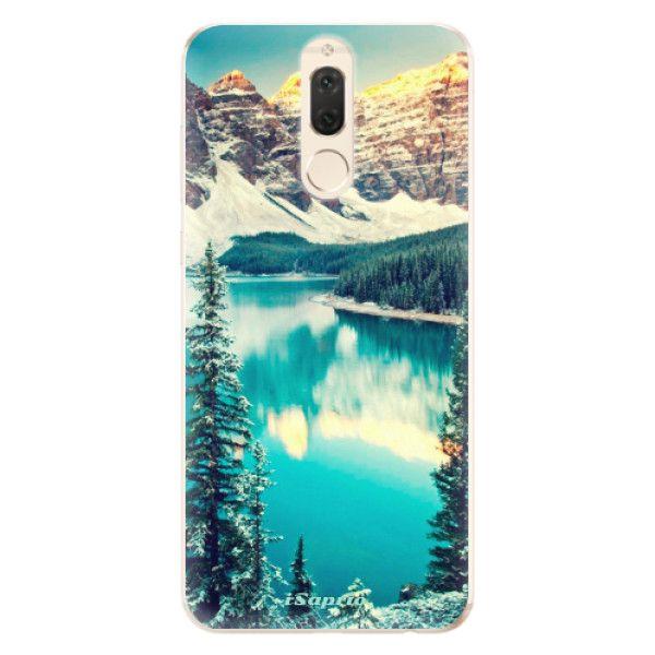 iSaprio Silikonové pouzdro - Mountains 10 pro Huawei Mate 10 Lite