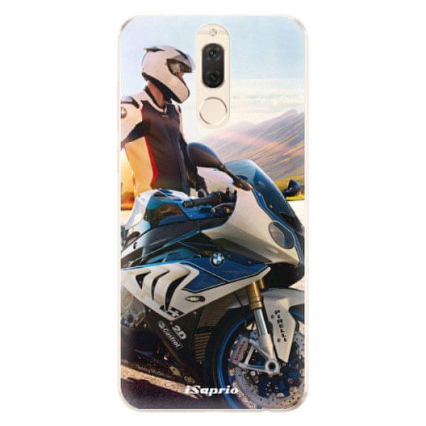 iSaprio Silikonové pouzdro - Motorcycle 10 pro Huawei Mate 10 Lite