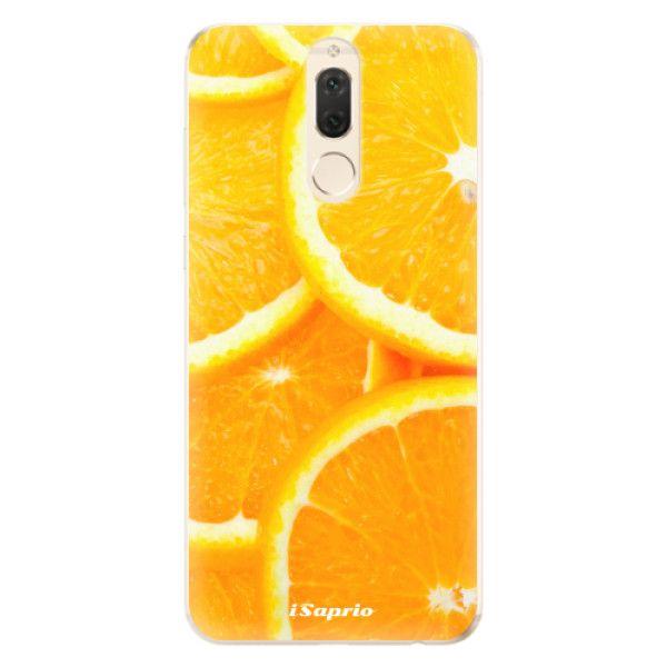 iSaprio Silikonové pouzdro - Orange 10 pro Huawei Mate 10 Lite