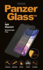 PanzerGlass Privacy zaščitno steklo za iPhone Xr/11, Edge-to-Edge, črno