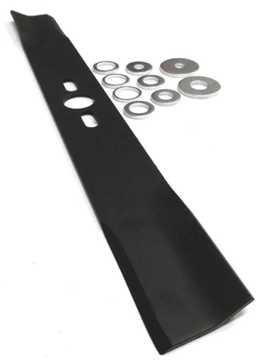 RPARTS nož, ravni, univerzalni, 45,1 cm, 9 odstojnika (RA 558676)