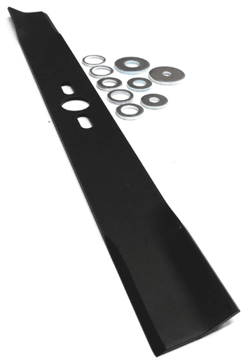 RPARTS nož, ravni, univerzalni, 50,2 cm, 9 odstojnika (RA 518676)